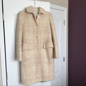 Banana Republic women's sequin jacket